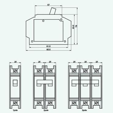 Miniature Circuit Breaker Wiring Diagram