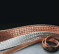Wiring Accessories - Copper Braided Wire, Braided Strip